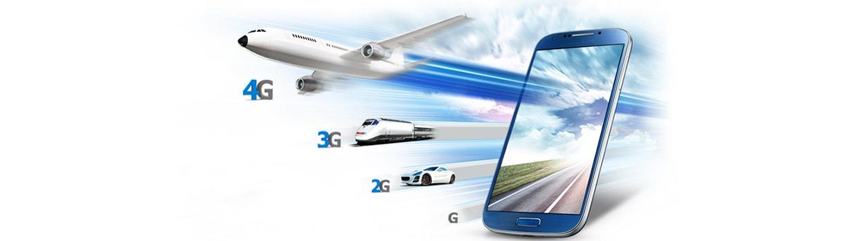 گوشی های 4G
