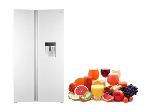 قیمت یخچال ساید بای ساید جی پلاس 621 لیتر GPLUS GSS-K725
