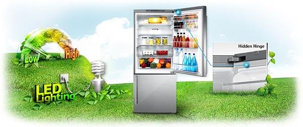 قیمت یخچال  RL730