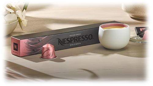 خرید کپسول قهوه نسپرسو کلمبیا NESPRESSO CAPSULES COFFEE MASTER ORGIN COLOMBIA