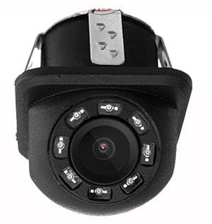 خرید دوربین عقب خودرو بالای پلاک 8 ال ای دی CAR CAMERA BACK 8 LED