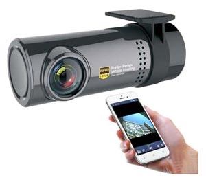 قیمت دوربین پشت آیینه ای نامحسوس وای فای دار کد INVISIBLE MIRROR CAMERA 220