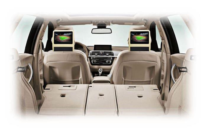 مانیتور پشت سری خودرو لکسوس Car Headrest Monitor