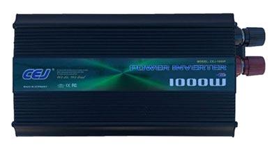 خرید مبدل برق خودرو سی ایی جی 1000 وات CEJ 1000W CAR POWER CONVERTER