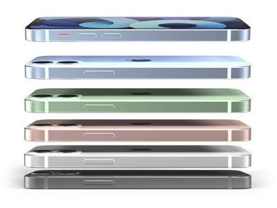 خرید گوشی آیفون 12 دو سیم کارته 128 گیگابایت APPLE IPHONE 12 DUAL SIM 5G