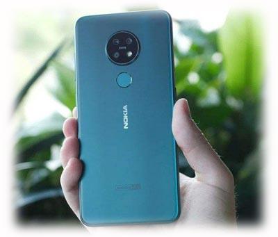 قیمت گوشی موبایل دو سیم کارته نوکیا 7.2 NOKIA 7.2 DUAL SIM 4G