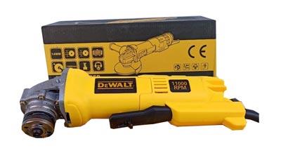 قیمت دستگاه مینی سنگ دیوالت 1100 وات D4037 Dewalt Angle Grinder
