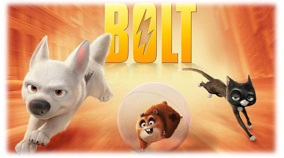 انیمیشن سه بعدی بولت FILM 3D BOLT