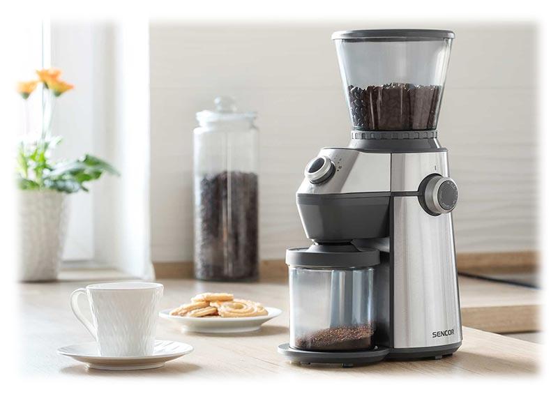 خرید آسیاب قهوه سنکور