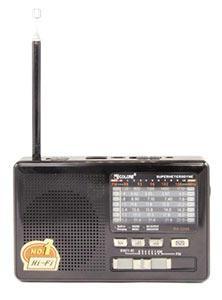 رادیو ضبط و اسپیکر گولون
