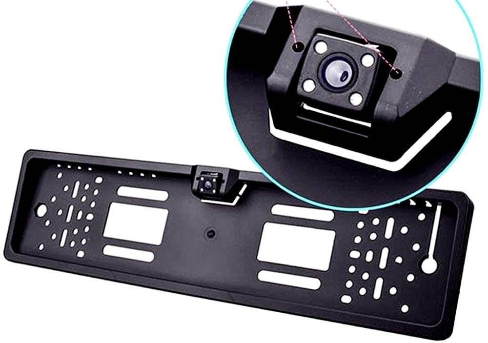 دوربین پلاکی خودرو