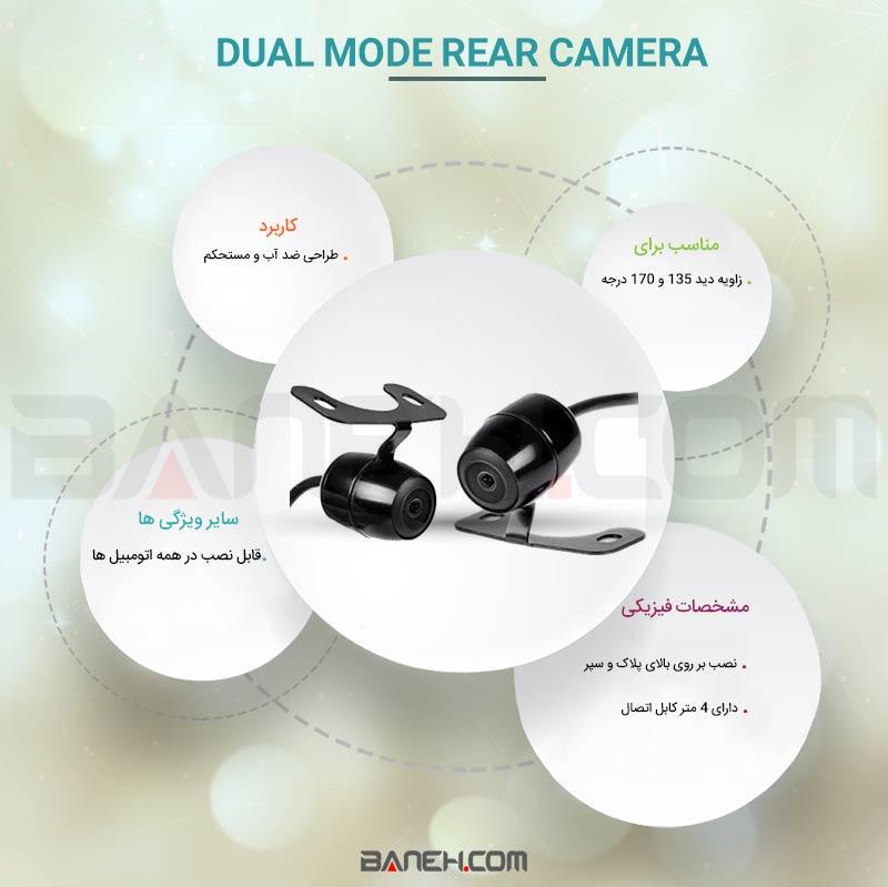 Rear Camera Dual Mode
