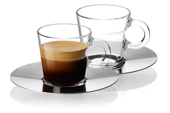 تهیه قهوه و اسپرسو با قهوه ساز FU-1799 فوما
