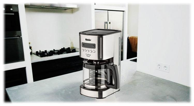 خرید قهوه ساز فکر 1000 وات Fakir Coffee Rest