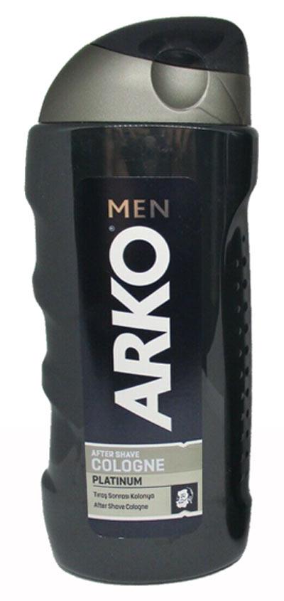 خرید افتر شیو آرکو مدل پلاتینیوم ARKO COOLGNE PLATINUM