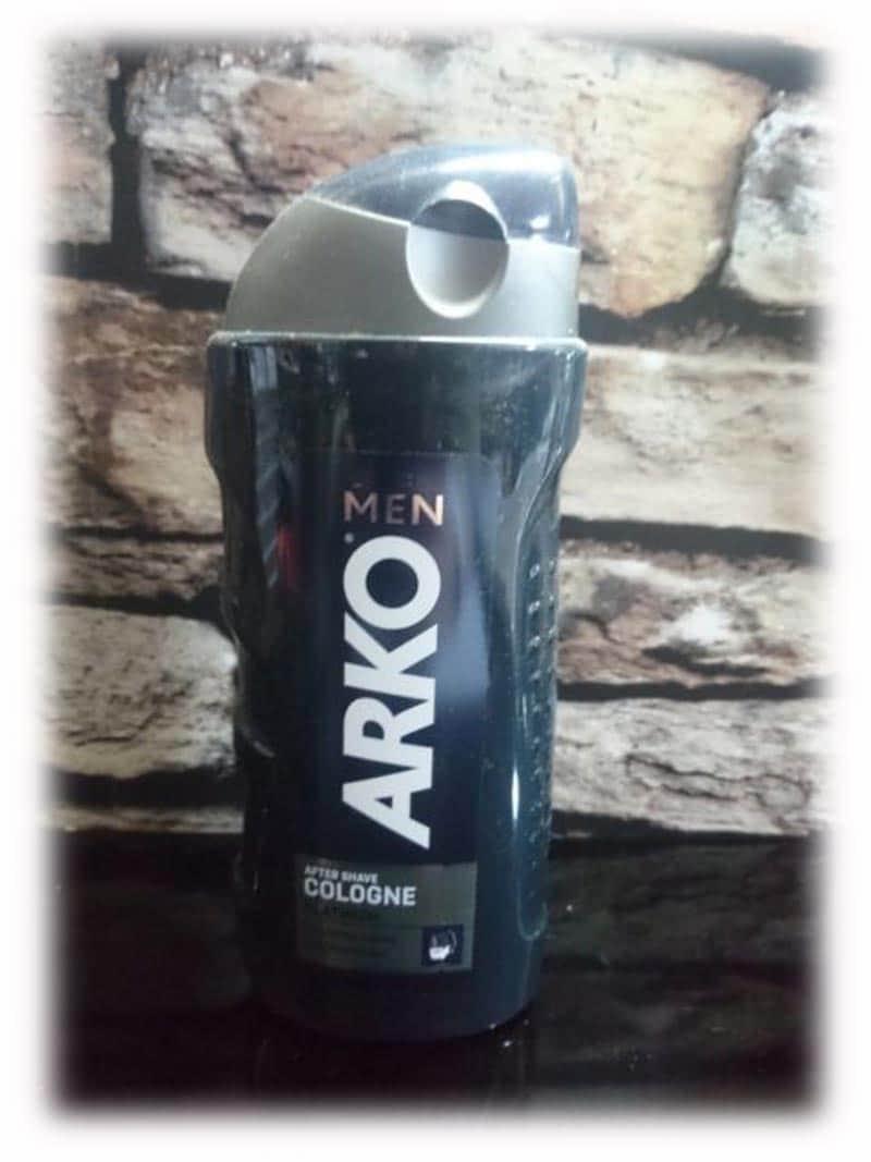 قیمت افتر شیو آرکو مدل پلاتینیوم ARKO COOLGNE PLATINUM