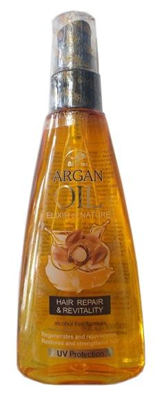 خرید روغن مو آرگان ARGAN ELIXIRO NATURE Hair Oil