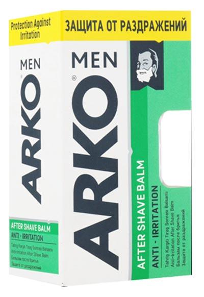 قیمت افتر شیو مردانه آرکو 150 میلی لیتر ARKO MEN ANTI – IRRITATION AFTER SHAVER 150ML