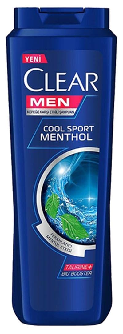 خرید شامپو ضد شوره مردانه کلیر CLEAR COOL SPORT MENTHOL