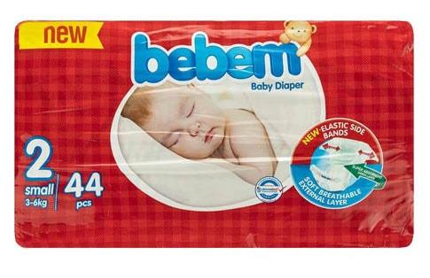 پوشک بچه ببم Bebem