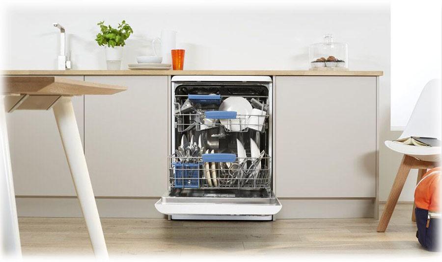 ماشین ظرفشویی ایندزیت 14 نفره