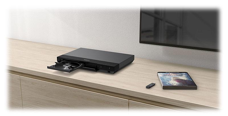 خرید دی وی دی پلیر سونی UBP-X700