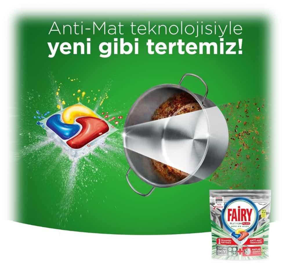 قیمت کپسول مواد شوینده ظرفشویی فایری پلاتینیوم پلاس FAIRY DETERGENT CAPSULE PLATINUME PLUS
