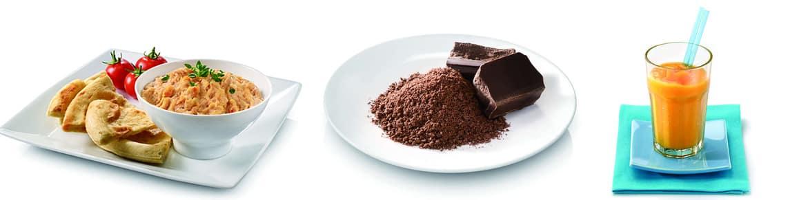تهیه ی غذای لذیذ با غذاساز HR7778