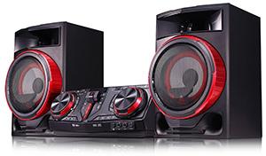 سیستم صوتی خانگی ال جی CJ87
