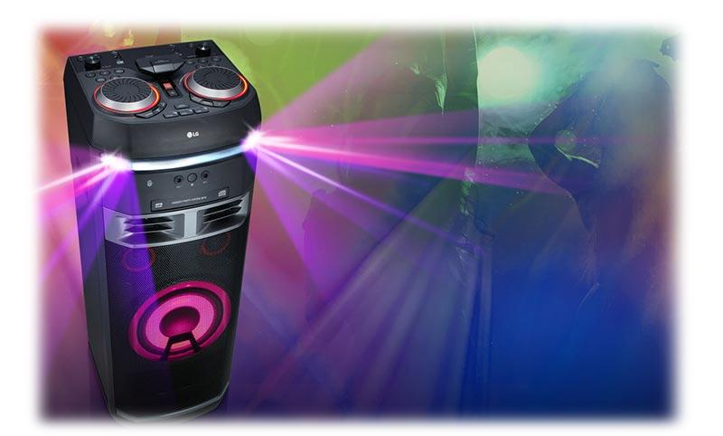 سیستم صوتی OK75