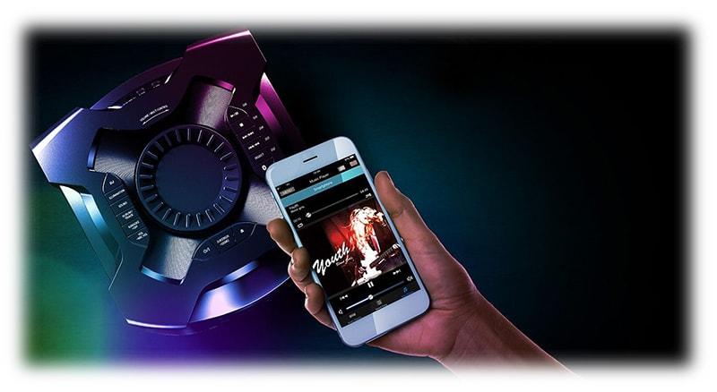 قیمت خرید سیستم صوتی بی سیم پاناسونیک PANASONIC TMAX40