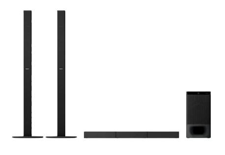 طراحی ساندبار سونی