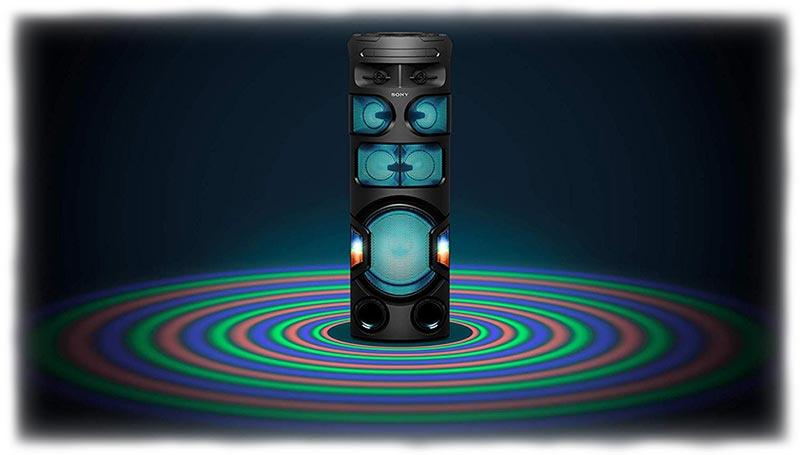 خرید سیستم صوتی سونی MHC-V82D