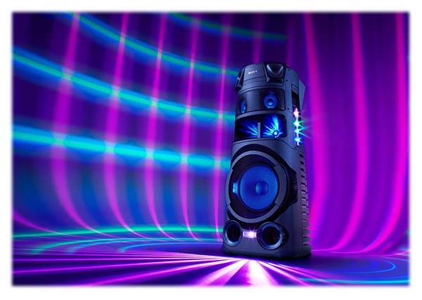 کیفیت صدا سیستم سونی