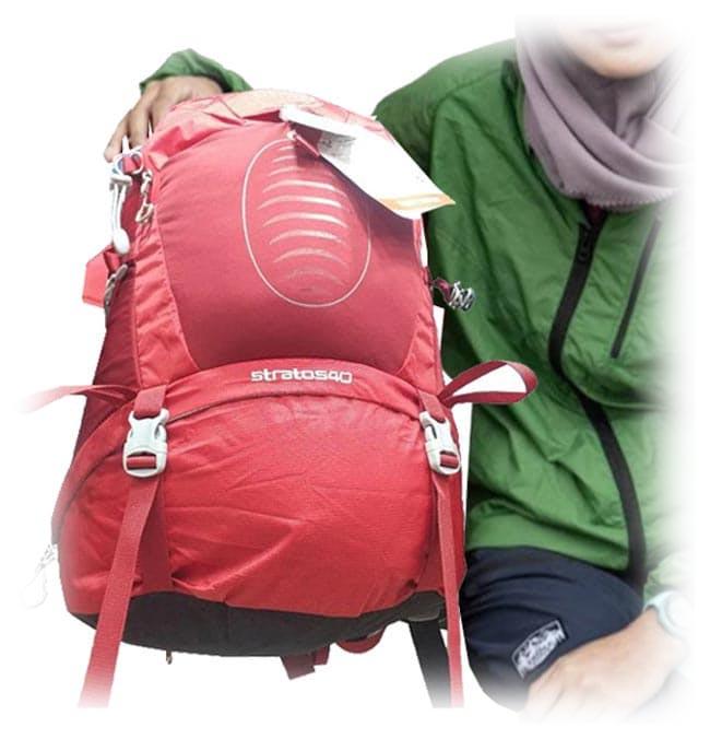 قیمت کوله پشتی کوهنوردی TRATOS BACKPACK 40 LITR