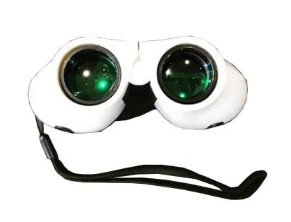 کارایی دوربین شکاری دو چشمی کوچک