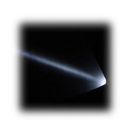 کارایی چراغ قوه شارژی آر ال RL-6011