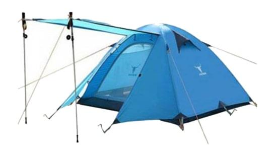 طراحی چادر کوهنوردی پکینیو c2001b