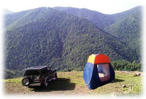 خرید چادر مسافرتی 6 نفره از بانه دات کام