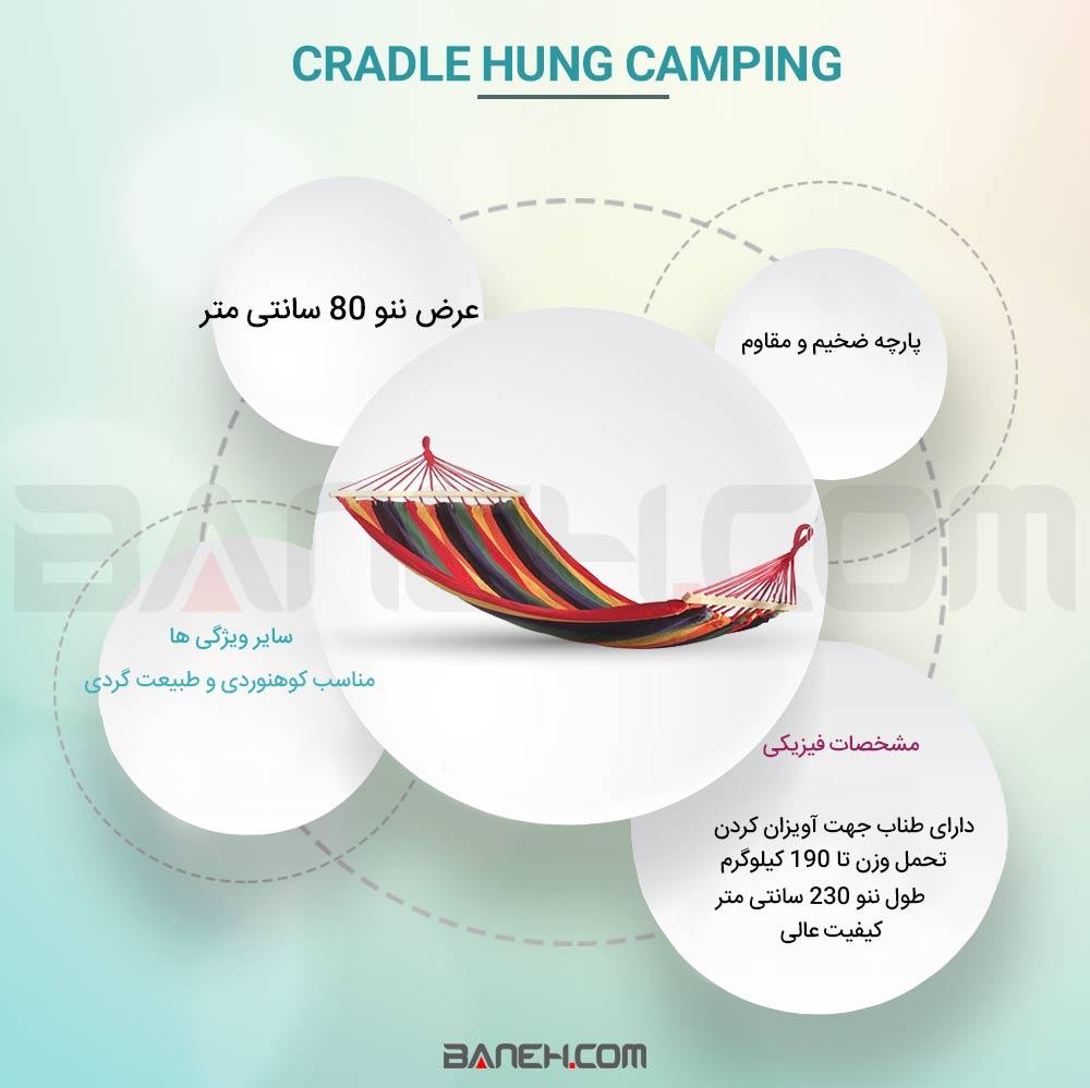 cradle-hung
