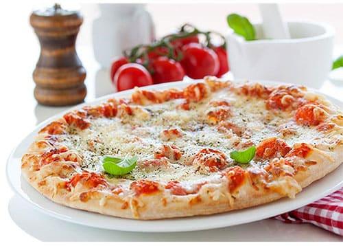 پخت پیتزا با پیتزاپز NS-604 ناسا
