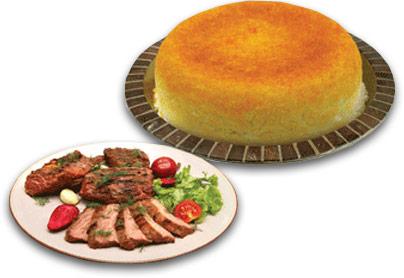پخت انواع مواد غذایی مختلف با زودپز KPC376