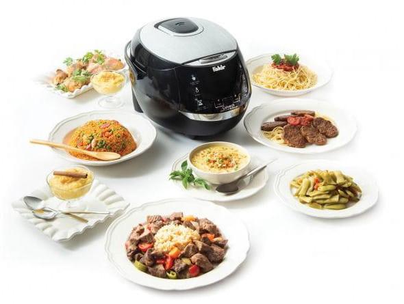 پلوپز فکر 20 کاره  Fakir Guvech Rice  Cooker