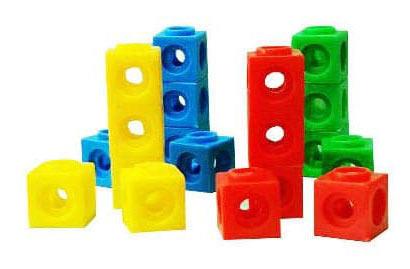 مکعب های ریاضی چیدمان