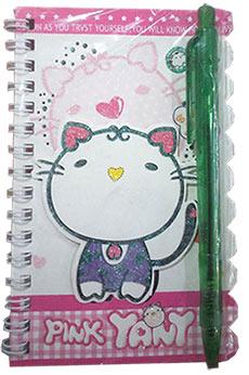 Fantasy Notepad Set