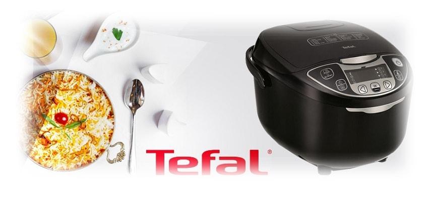 RDLJ پلوپز تفال 10 نفره مدل TEFAL RK7088 Rice Cooker