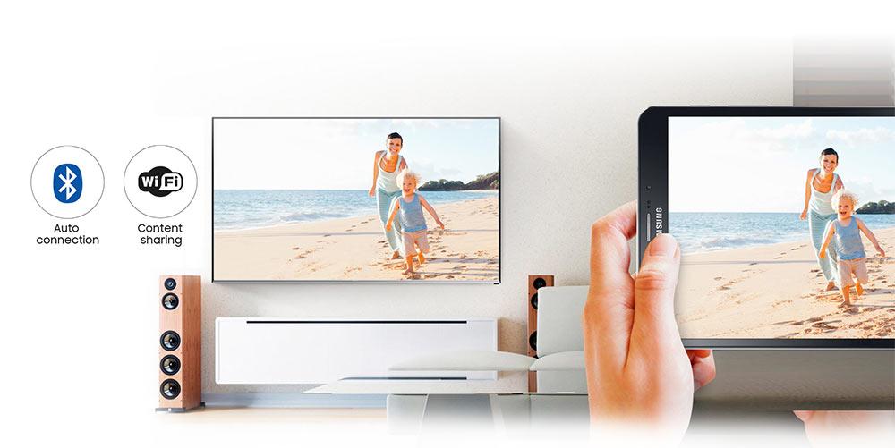 پشتیبانی از شبکه 4g و اتصاللات در تبلت تی اس 2 سامسونگ