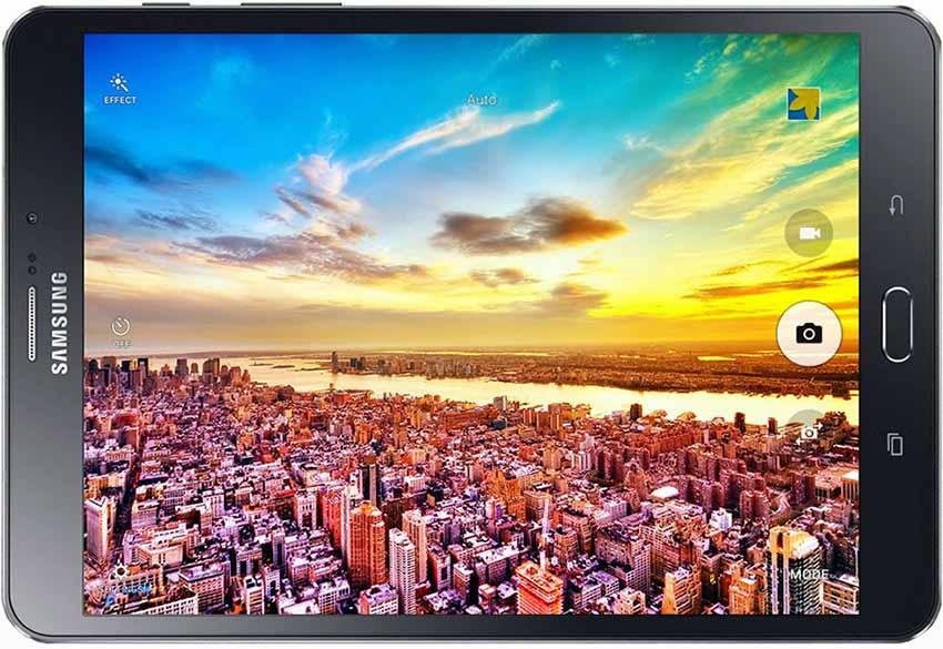 صفحه نمایش سوپر آمو ال ای دی تبلت هوشمند سامسونگ گلکسی اس 2