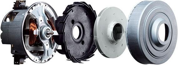 موتور جاروبرقی هیتاچی BD230VJ