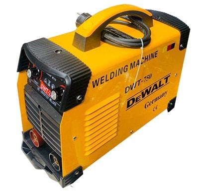 طراحی و ساخت دستگاه جوشکاری dwt-750